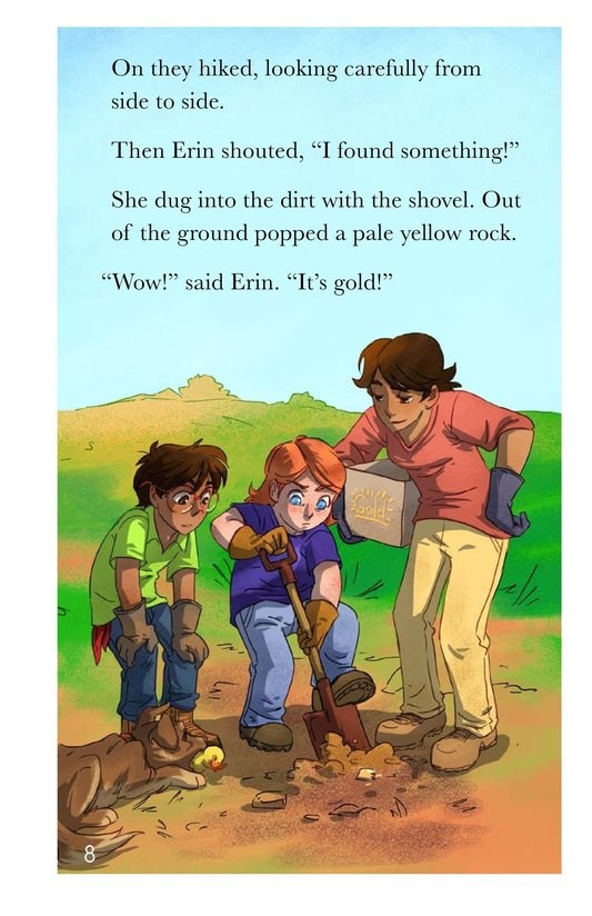 Book Preview For Treasure From the Mud Page 8