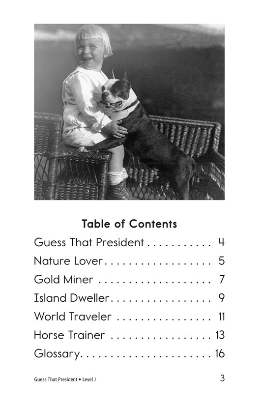 Book Preview For Guess That President Page 3