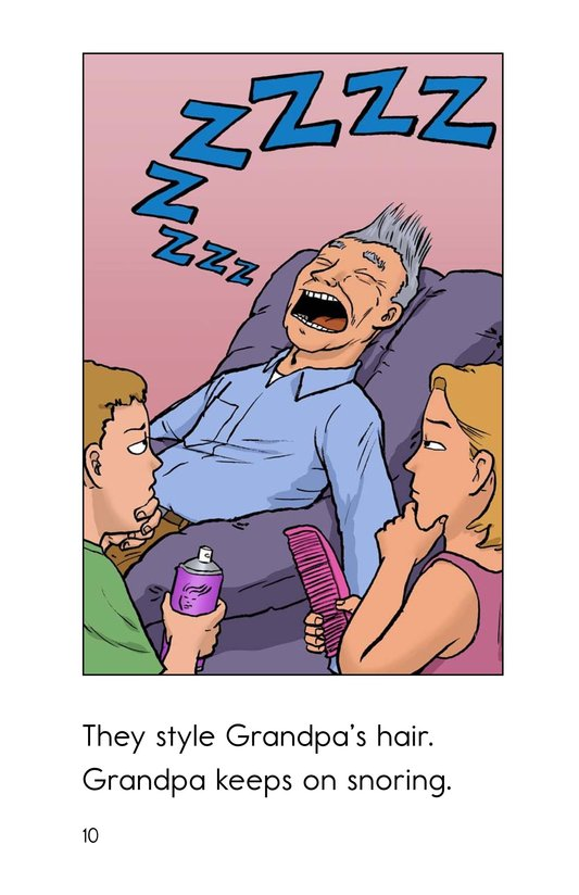 Book Preview For Stop Snoring! Page 10