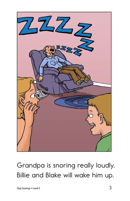 Book Preview For Stop Snoring! Page 3