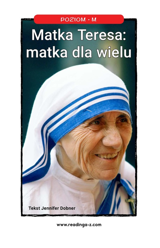 Book Preview For Mother Teresa: Mother to Many Page 1