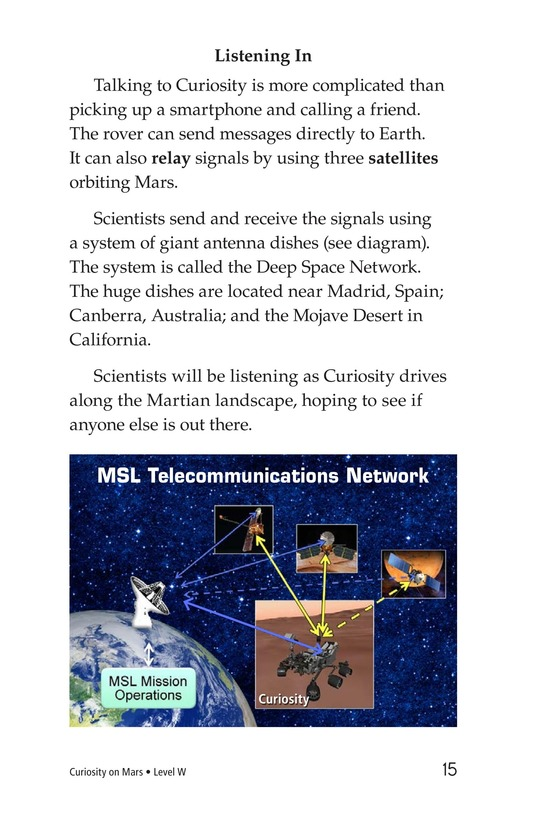 Book Preview For Curiosity on Mars Page 15