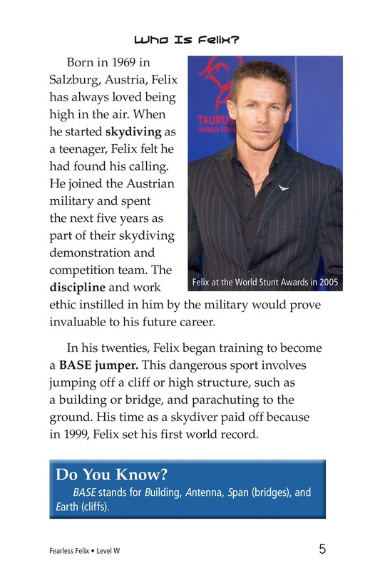 Book Preview For Fearless Felix Page 5