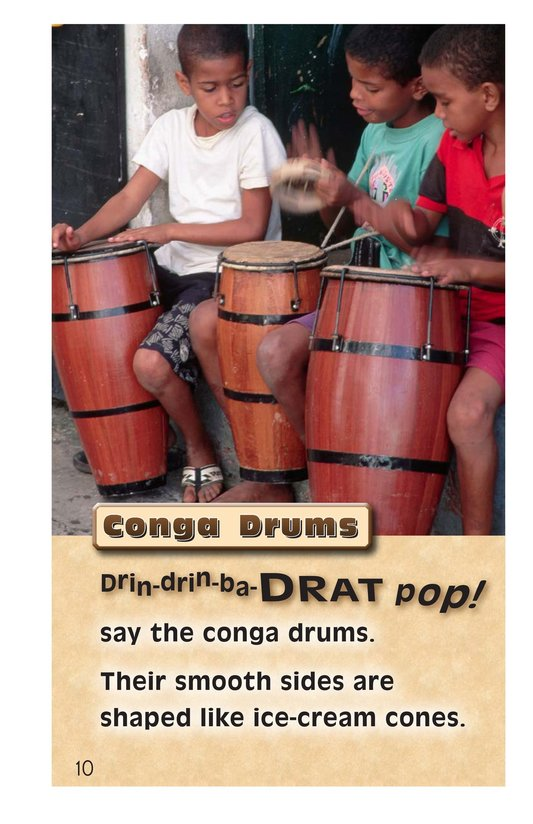 Book Preview For Drums Around the World Page 10