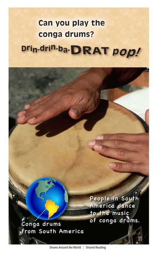 Book Preview For Drums Around the World Page 11