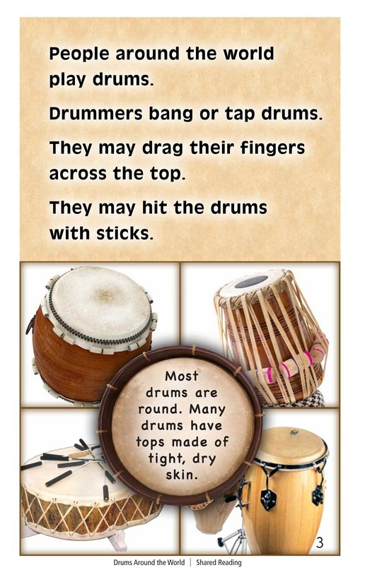 Book Preview For Drums Around the World Page 3