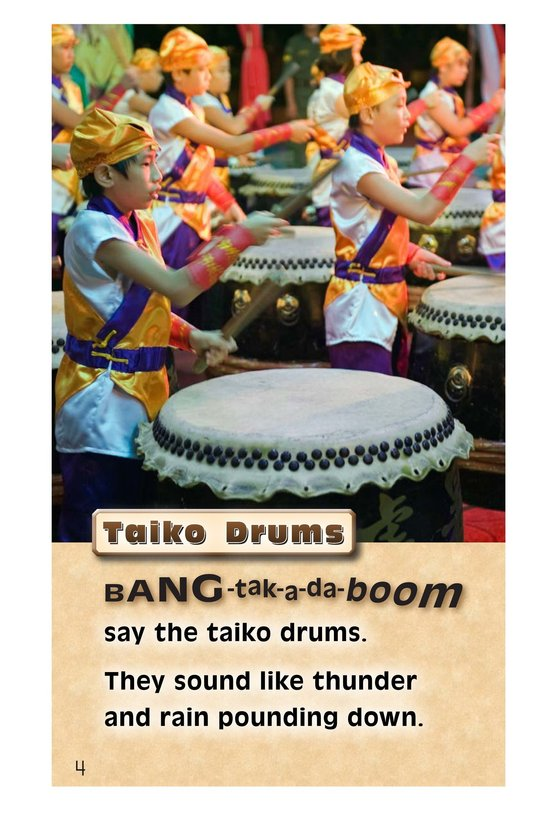 Book Preview For Drums Around the World Page 4