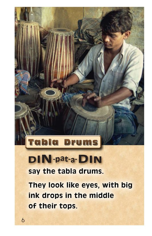 Book Preview For Drums Around the World Page 6