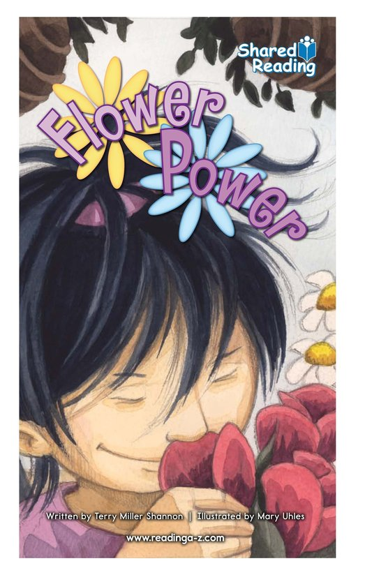 Book Preview For Flower Power Page 1