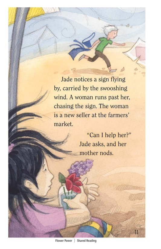 Book Preview For Flower Power Page 11