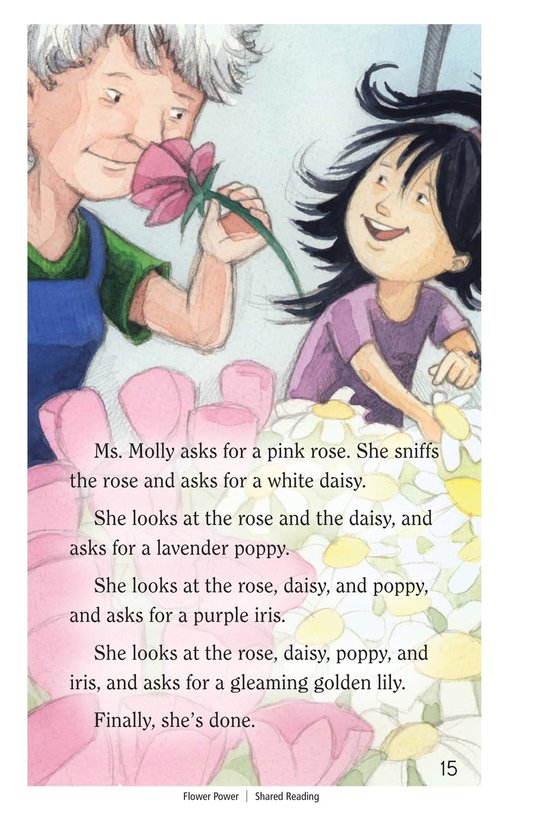 Book Preview For Flower Power Page 15