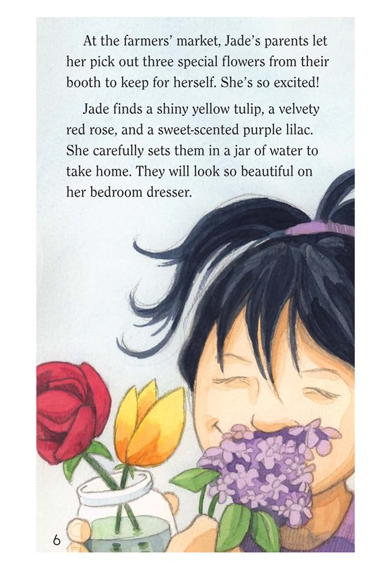 Book Preview For Flower Power Page 6