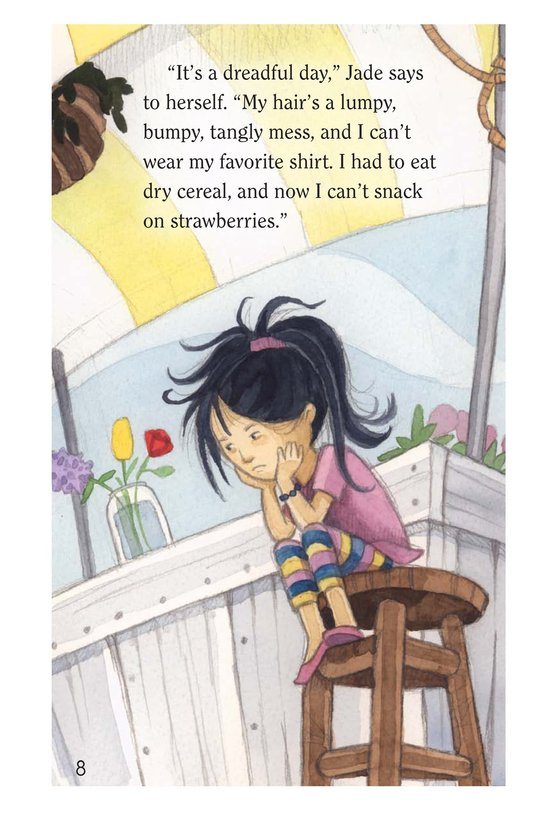 Book Preview For Flower Power Page 8