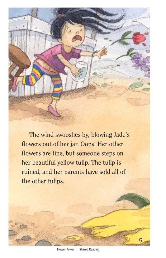 Book Preview For Flower Power Page 9