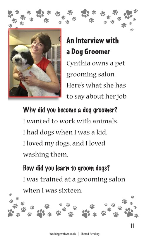 Book Preview For Working with Animals Page 11