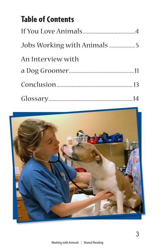 Book Preview For Working with Animals Page 3