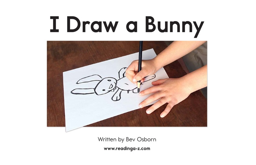 Book Preview For I Draw a Bunny Page 2