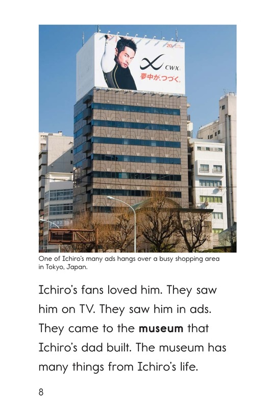 Book Preview For Ichiro Suzuki Page 8