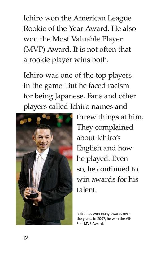 Book Preview For Ichiro Suzuki Page 12