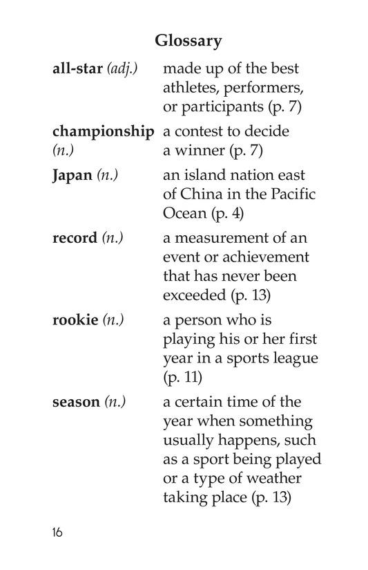 Book Preview For Ichiro Suzuki Page 16