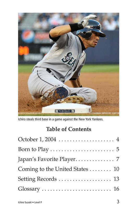 Book Preview For Ichiro Suzuki Page 3