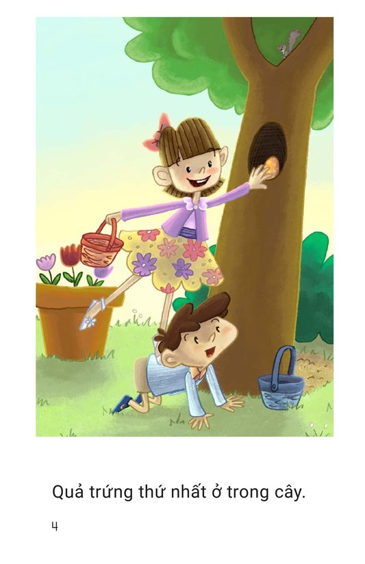 Book Preview For The Easter Egg Hunt Page 4