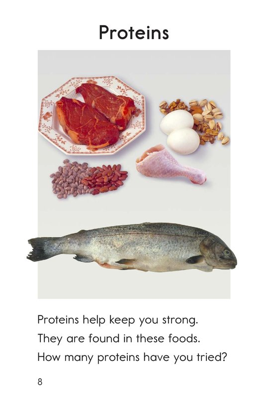 Book Preview For Food Groups Page 8