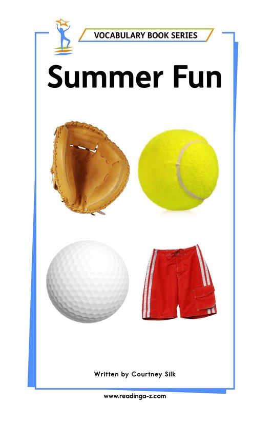 Book Preview For Summer Fun Page 1