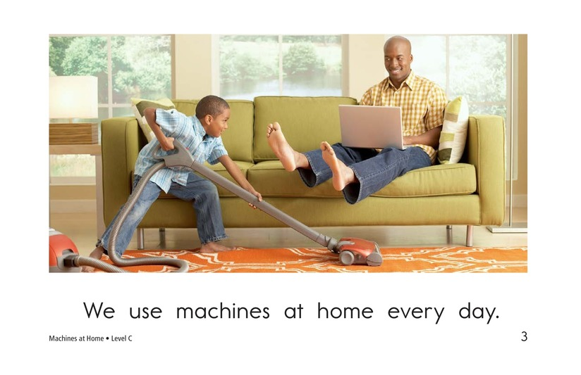 Book Preview For Machines at Home Page 3
