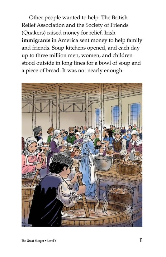 Book Preview For The Great Hunger Page 11