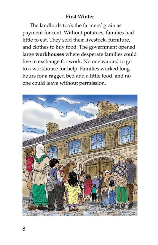Book Preview For The Great Hunger Page 8