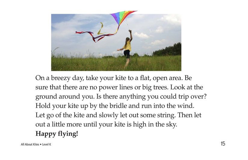 Book Preview For All About Kites Page 15