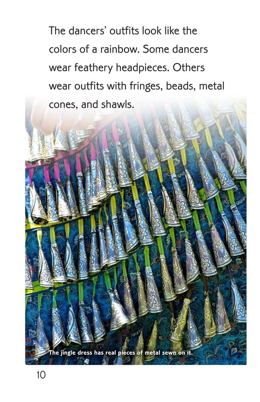 Book Preview For The Powwow Beat Page 10