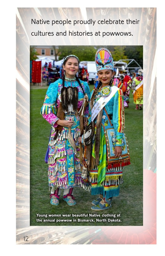 Book Preview For The Powwow Beat Page 12