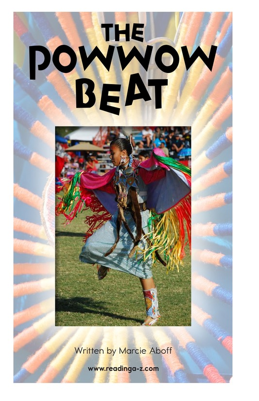 Book Preview For The Powwow Beat Page 2