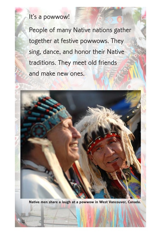 Book Preview For The Powwow Beat Page 4