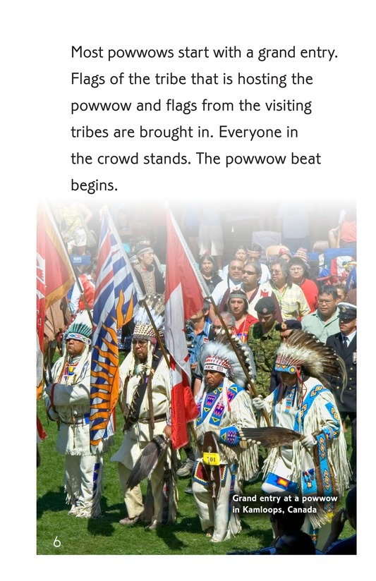 Book Preview For The Powwow Beat Page 6