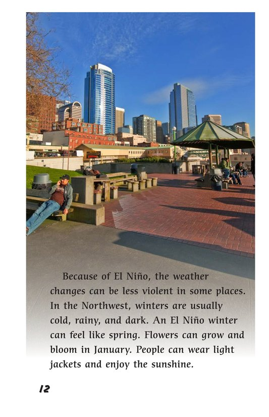 Book Preview For Because of El Niño Page 12