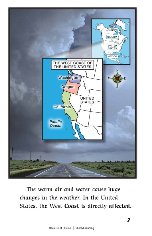 Book Preview For Because of El Niño Page 7