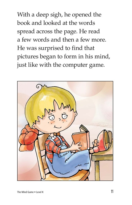 Book Preview For The Mind Game Page 11