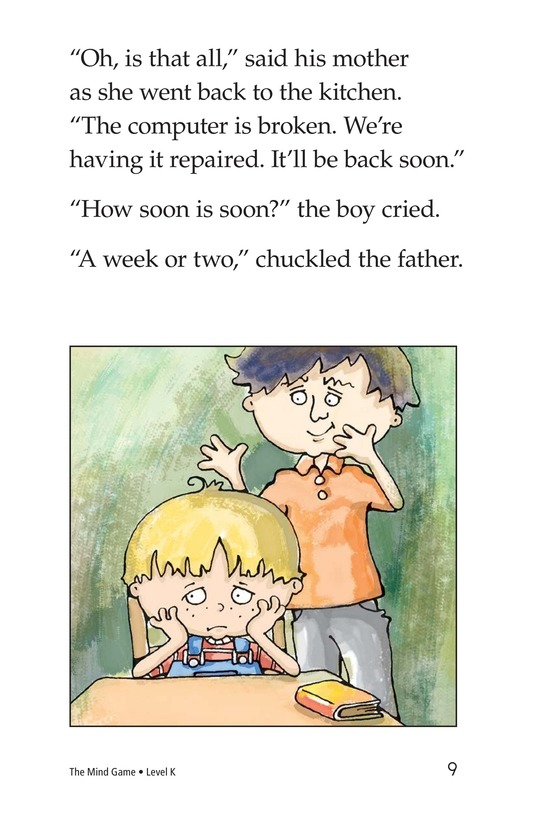Book Preview For The Mind Game Page 9