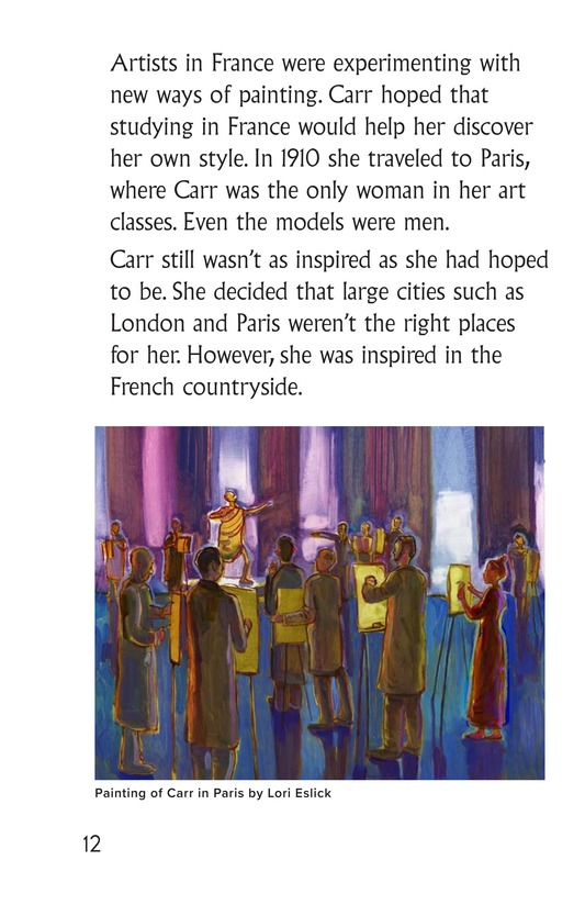 Book Preview For Contrary Emily Carr Page 12