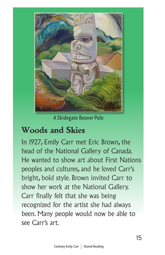 Book Preview For Contrary Emily Carr Page 15