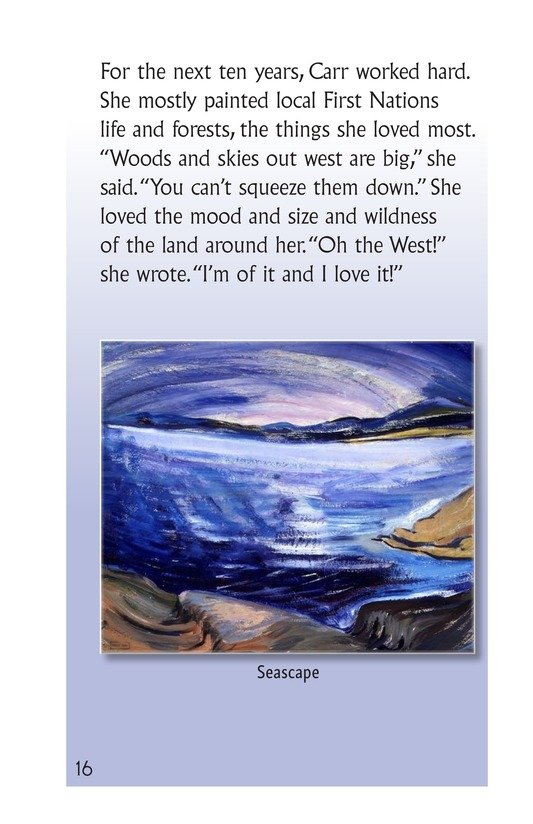 Book Preview For Contrary Emily Carr Page 16