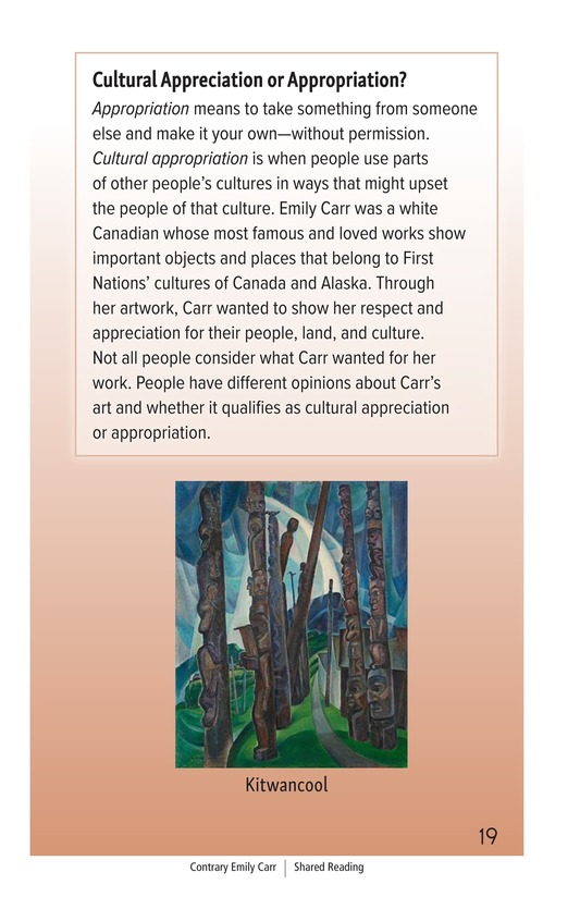 Book Preview For Contrary Emily Carr Page 19