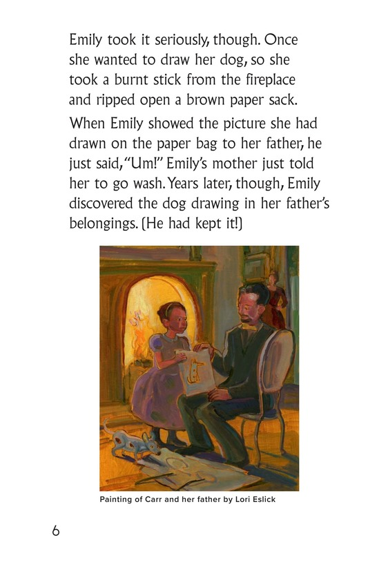 Book Preview For Contrary Emily Carr Page 6
