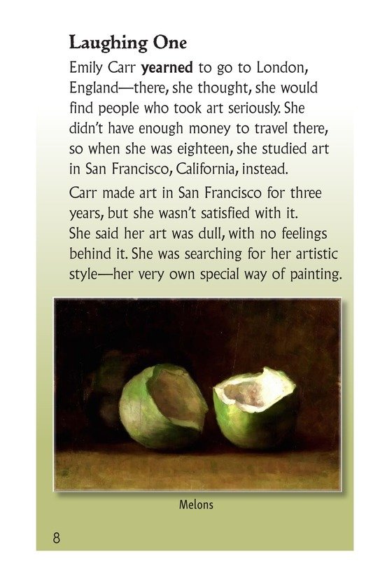 Book Preview For Contrary Emily Carr Page 8
