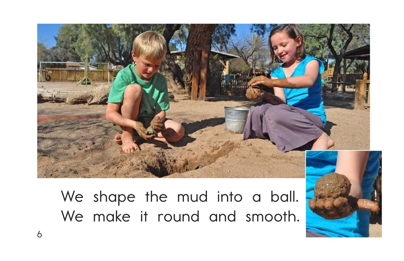 Book Preview For Mud Balls! Page 6