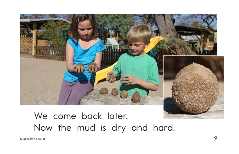 Book Preview For Mud Balls! Page 9