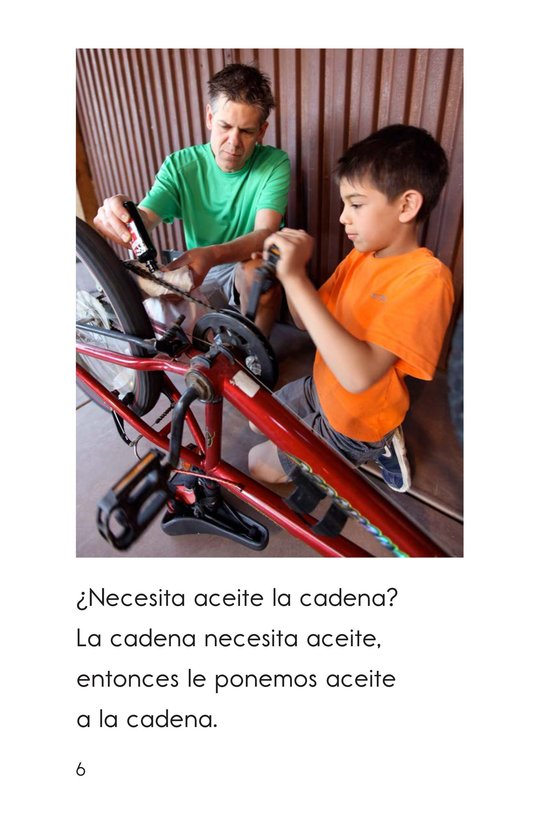 Book Preview For Ready, Set, Bike! Page 6